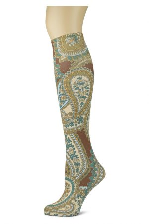 Cambridge Sox Trot Thin Knee High Socks