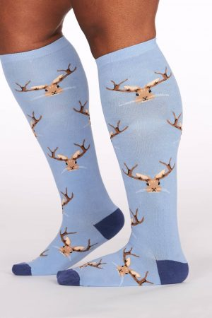 Jackalope Stretch-It™ Knee High Socks