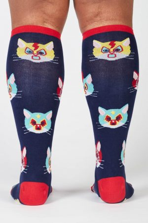 Gato Libre Stretch-It™ Knee High Socks Back