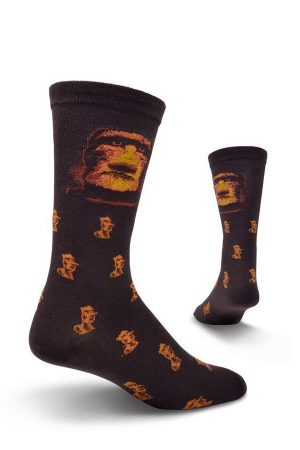 Easty Going K Bell Crew Socks