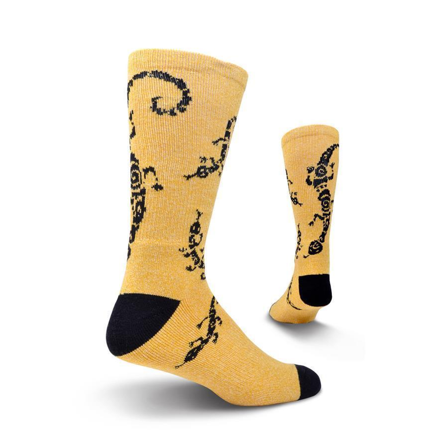 Lizards K Bell Crew Socks