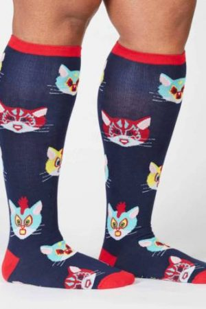 Gato Libre Stretch-It™ Knee High Socks