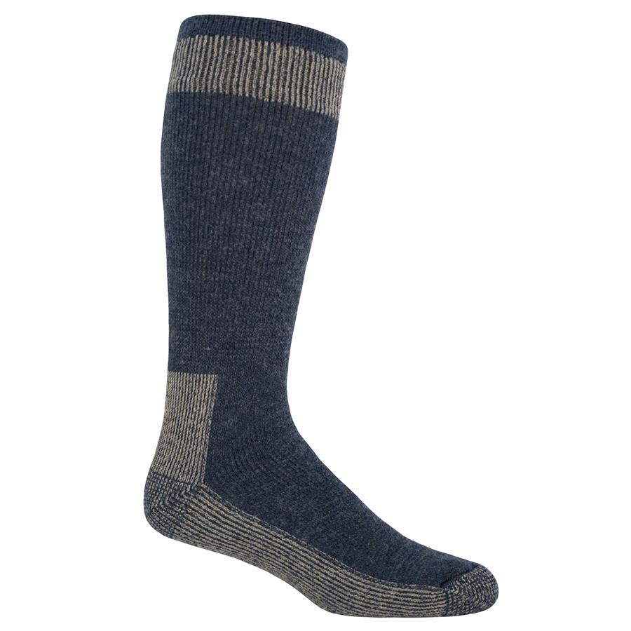 Over the Calf Outdoor Thermal Socks Merino Wool Blend Men's 10-13 Copper Fashion
