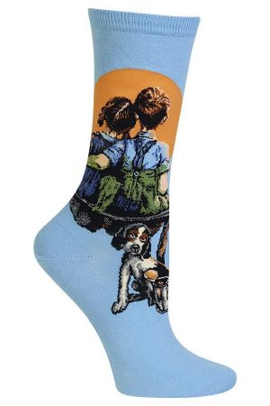 Little Spooners Hot Sox Trouser Socks
