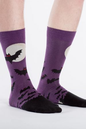 Batnado Dress Crew Socks