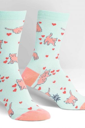 Smitten Kitten Trouser Crew Socks