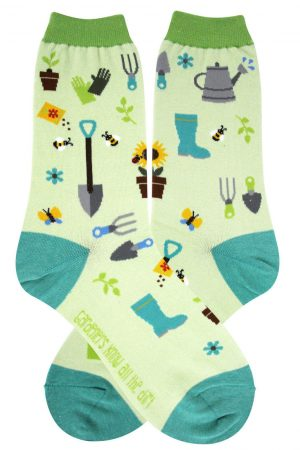 Gardener Foot Traffic Trouser Crew Socks