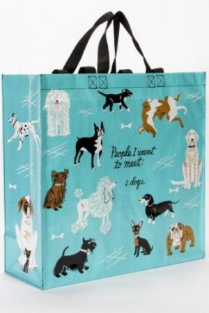 People I'd Like to Meet: Dogs Shoppers Tote