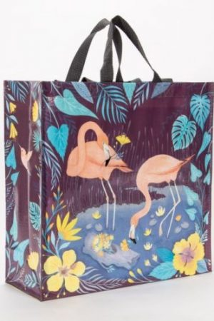 Flamingos Shoppers Tote