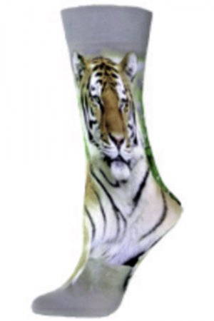 Tiger Novella Trouser Sock Sublimated