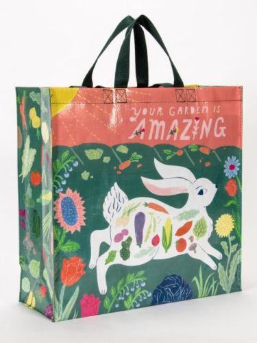 Your Garden is Amazing Blue-Q Shoppers Tote