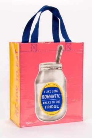 Romantic Walks Blue-Q Handy Tote