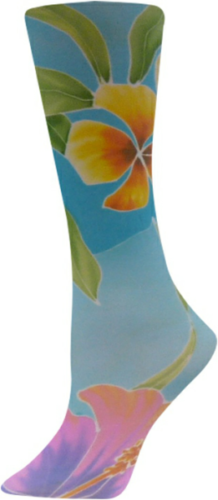 Maui Nouvella Sublimated Knee High Socks