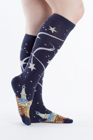 Wish Upon A Star Knee High Socks