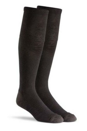 Over the Calf Work Fatigue Fighter® Fox River Black Unisex Large