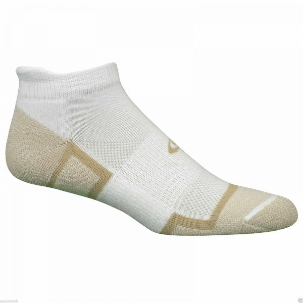 Extreme Sports Low Cut Socks White