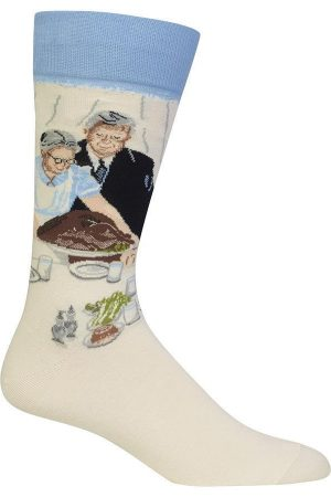 Freedom From Want Hot Sox Dress Crew Socks