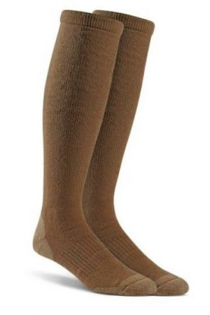 OTC Military Fatigue Fighter® Fox River Socks Coyote Brown