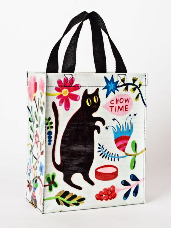 Chow Time Blue-Q Handy Tote