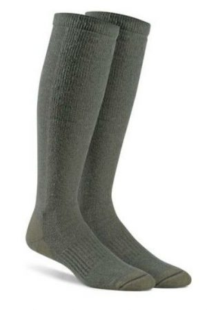 OTC Military Fatigue Fighter® Fox River Socks Foliage Green
