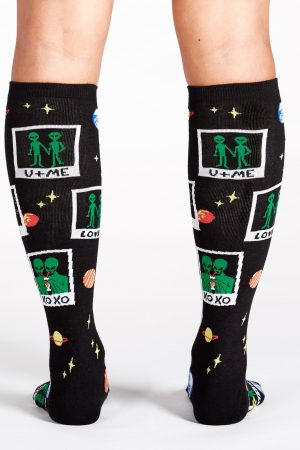 You're Out of This World Knee High Socks