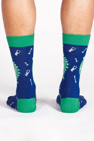 Arch-eology Dress Crew Socks