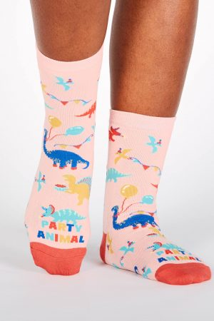 Party Animal Trouser Crew Socks