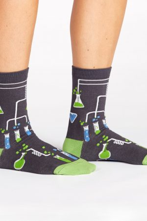Laboratory Trouser Crew Socks