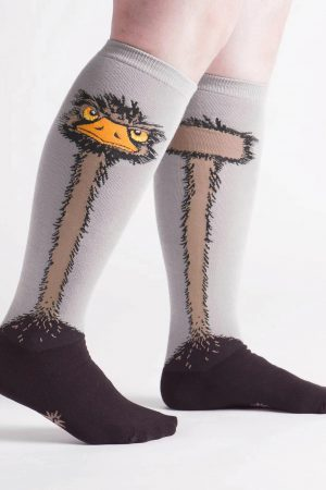 Ostrich Stretch-It™ Knee Hi Socks
