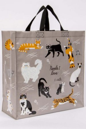 People I Love: Cats Shoppers Tote