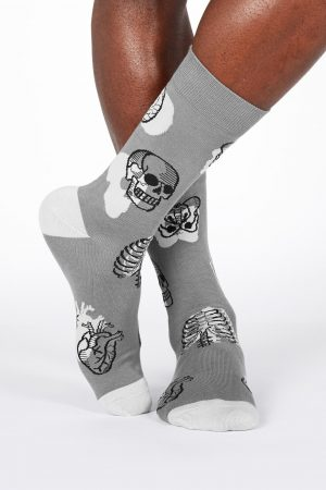 Head Over Heel Sock It To Me Dress Crew Socks