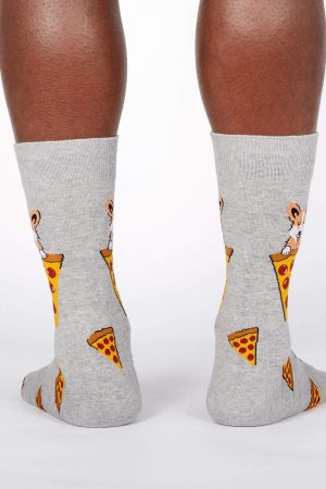Man's Best Food Sock It To Me Dress Crew Socks