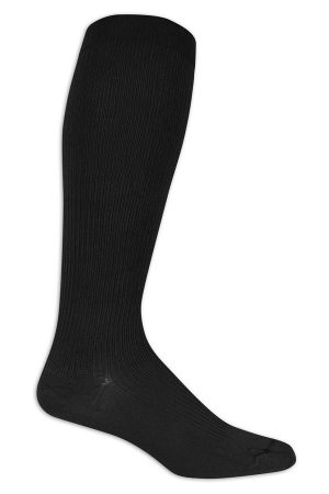 Travel OTC Dr. Scholl's Compression Socks Black