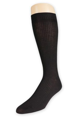 Lifestyle Dr. Scholl's Rib Dress Crew Socks