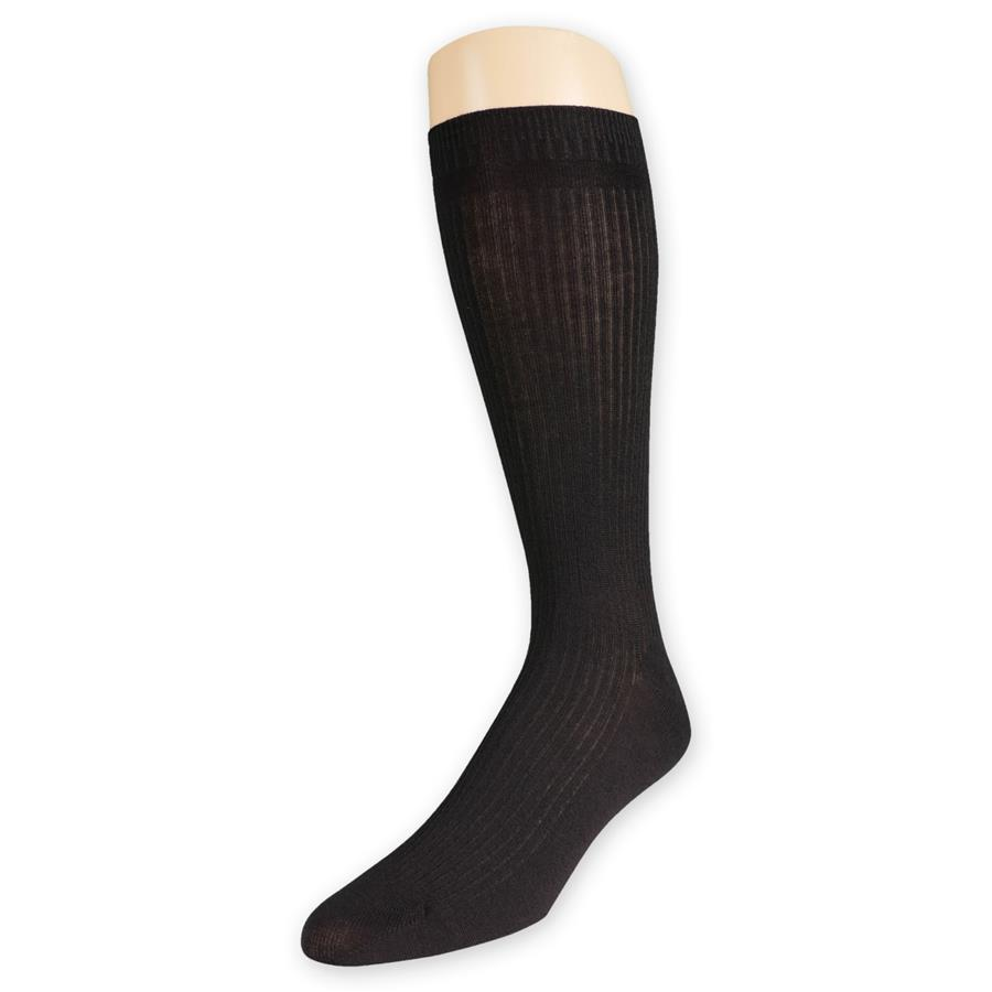 top fashion best price affordable price Lifestyle Dr. Scholl's Men's Rib Ultra Crew Socks Black Large 2 ...