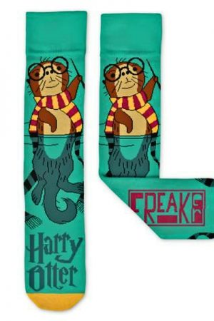 Harry Otter Freaker USA Trouser Crew Socks