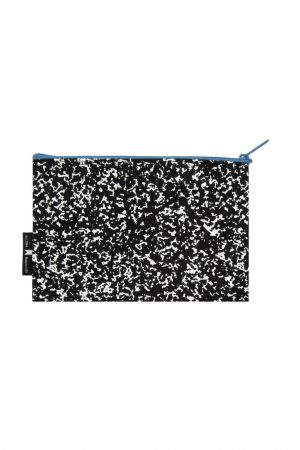 Composition Notebook Out Of Print Canvas Pouch