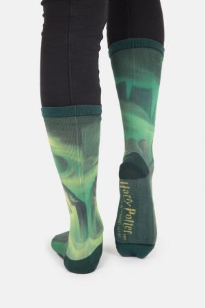 Harry Potter and the Half-Blood Prince Out of Print Unisex L Crew Socks