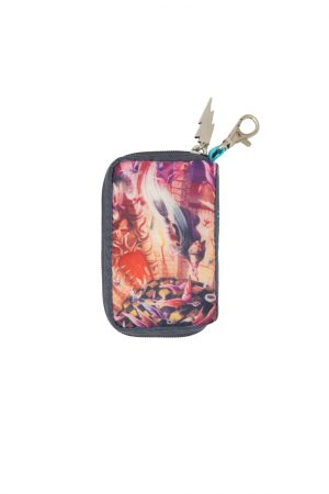 Harry Potter Searching for the Key Out Of Print Key Pouch & Charm