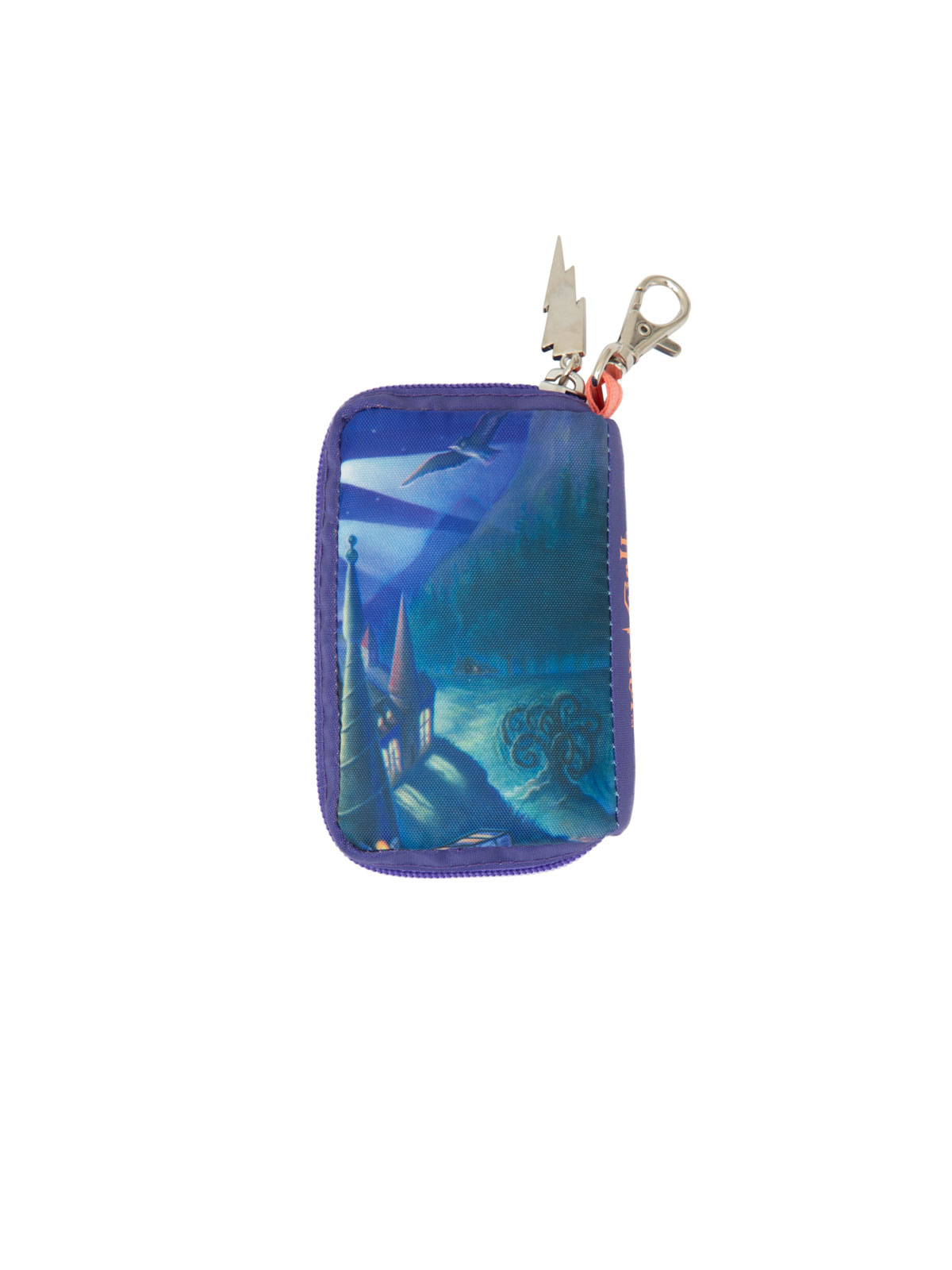 Harry Potter Flying Car Out Of Print Key Pouch & Charm