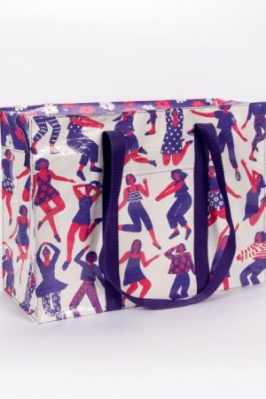 Dance Blue-Q Shoulder Tote New Re-Usable